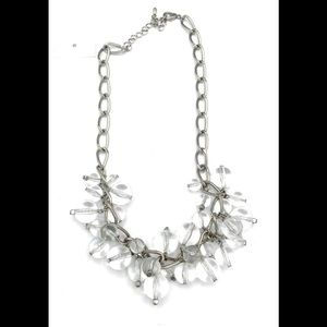 Crystal beaded necklace (case 1) 887